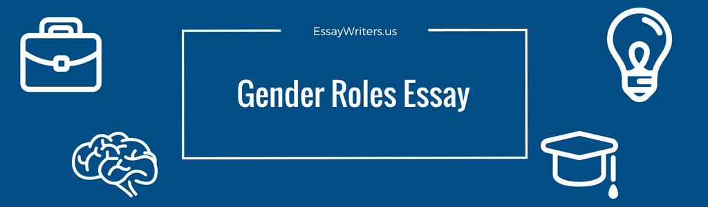 Gender role essay