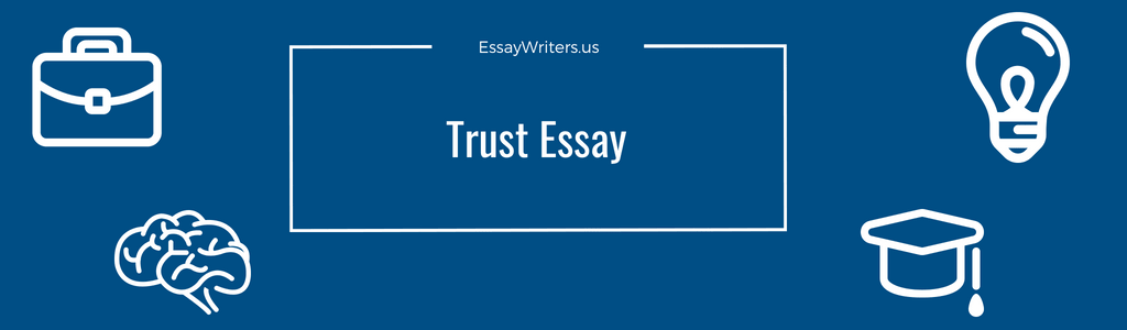 essay about trust